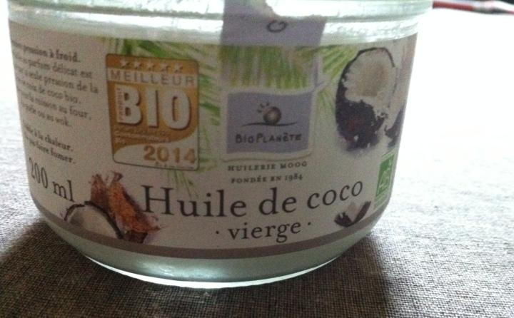 L'huile de coco, mon coup decoeur