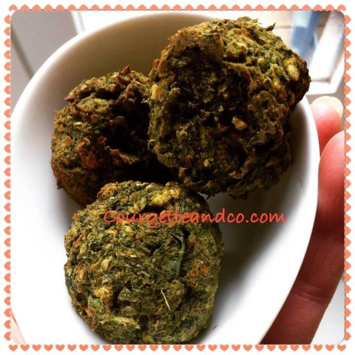 Boulettes végétales au chouKale