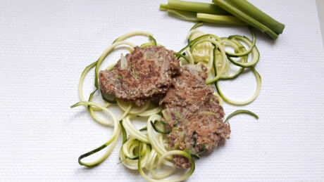 Galettes végétales ultrarapides