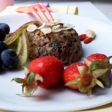 Bowlcake vegan à lanoisette