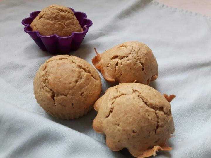 Muffins de Noël àl'amande