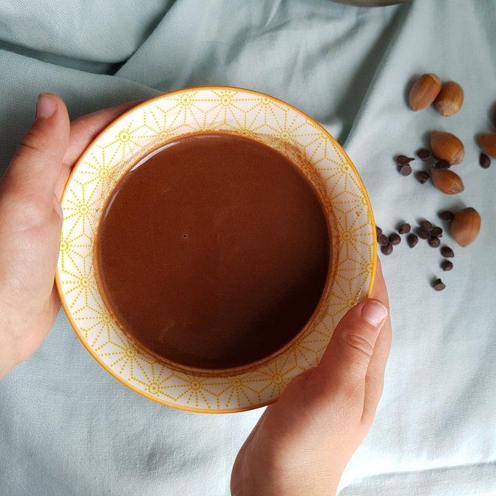 chocolat chaud 100%maison