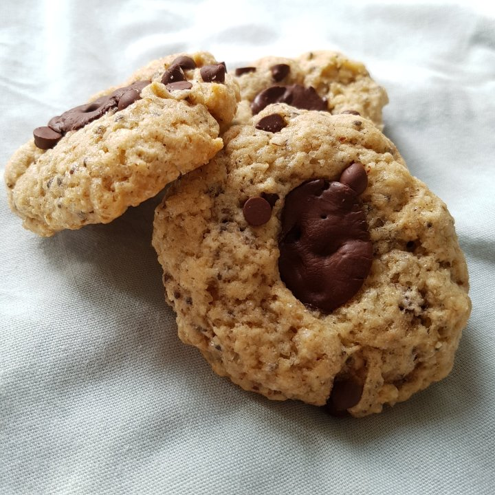 Cookies extra moelleux