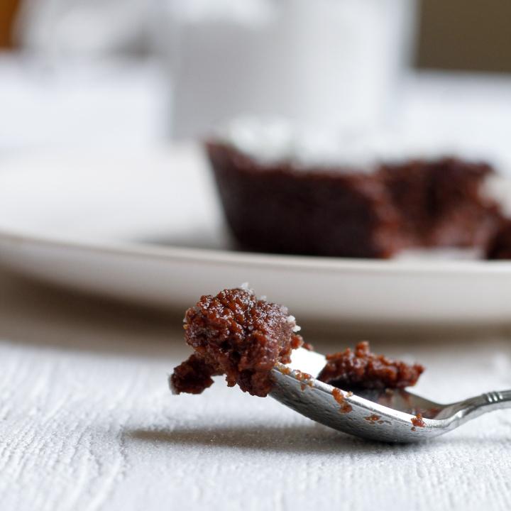 Muffins coulants auchocolat